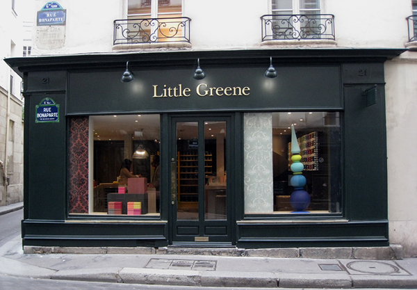 Peinture little green paris resine de protection pour - Little green paris ...