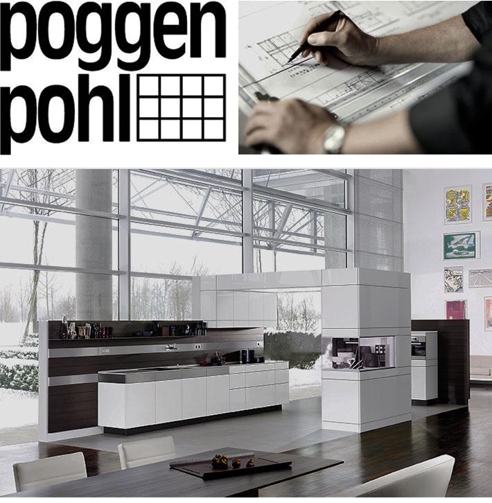 cuisine design montpellier poggenpohl. Black Bedroom Furniture Sets. Home Design Ideas