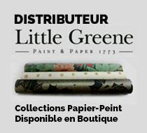 LITTLE GREENE Papier-Peint Montpellier