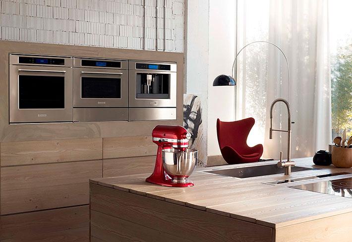 Architecte d 39 interieur archives for interior living - Four vapeur kitchenaid prix ...