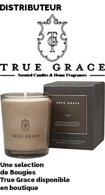 Bougies True Grace Montpellier