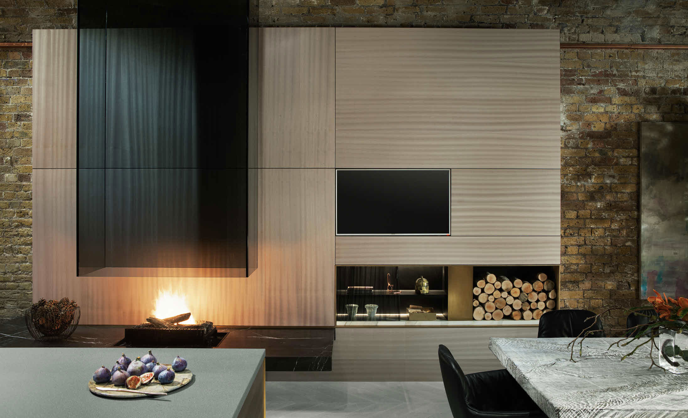 poggenpohl the fourth wall. Black Bedroom Furniture Sets. Home Design Ideas
