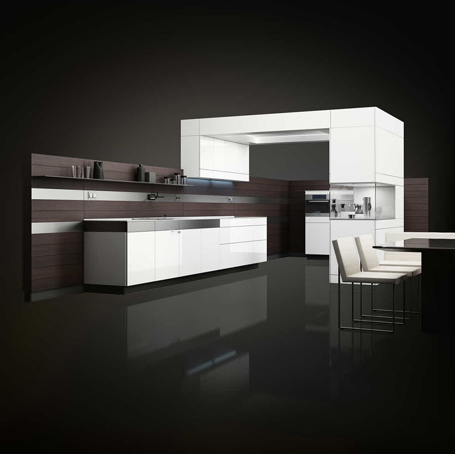 cuisine poggenpohl cuisine haut de gamme montpellier. Black Bedroom Furniture Sets. Home Design Ideas