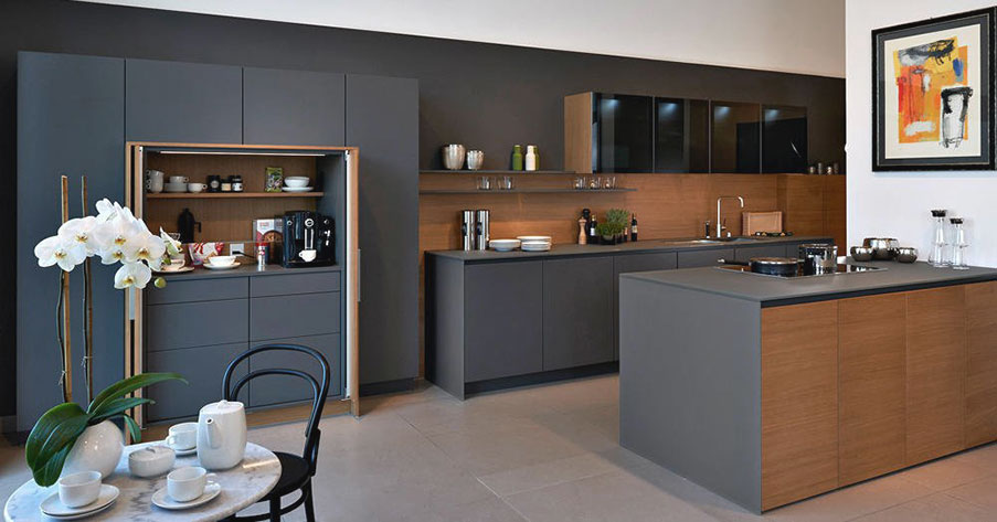 meubles de cuisine poggenpohl montpellier. Black Bedroom Furniture Sets. Home Design Ideas