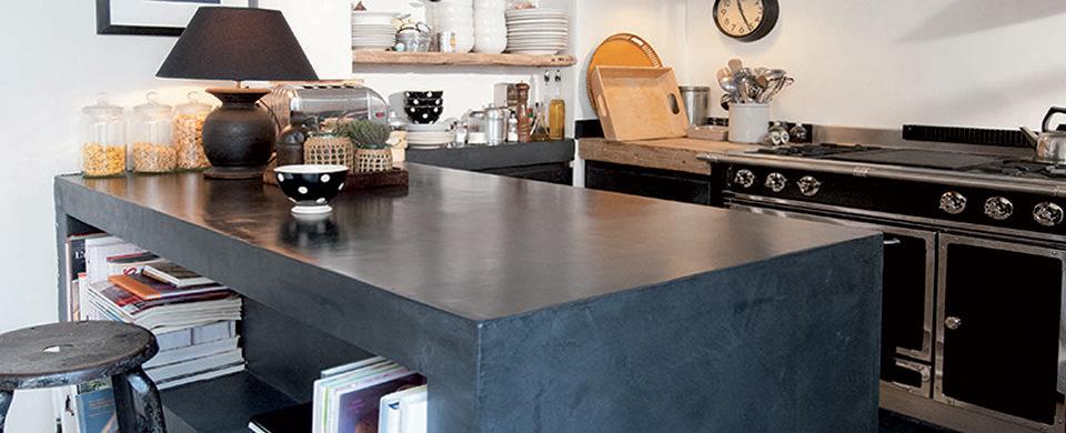 beton cire montpellier for interior living. Black Bedroom Furniture Sets. Home Design Ideas